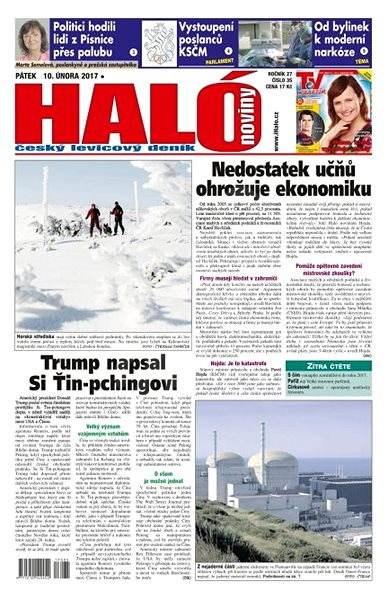 Haló noviny - 10_02_2017 - Elektronické noviny