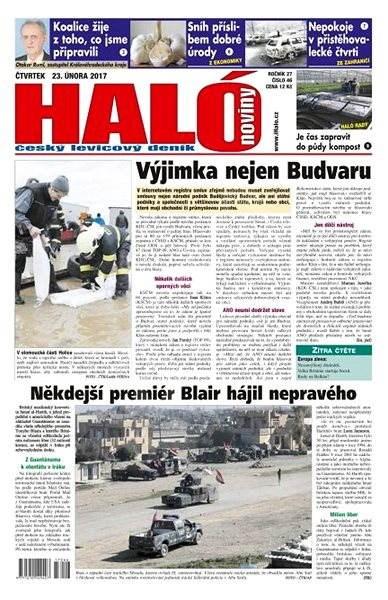 Haló noviny - 23_02_2017 - Elektronické noviny