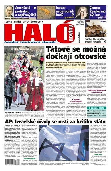 Haló noviny - 25_02_2017 - Elektronické noviny