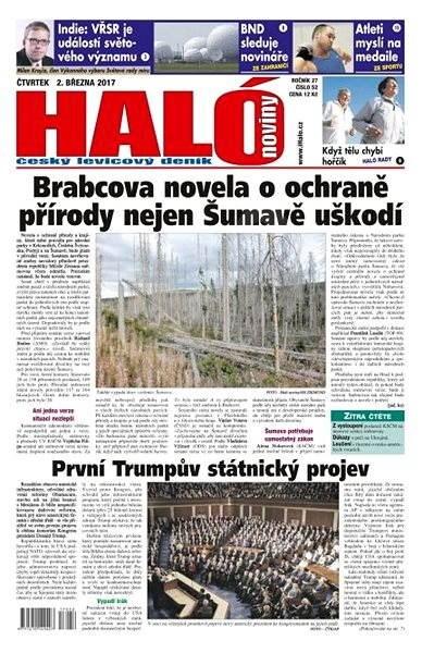 Haló noviny - 02_03_2017 - Elektronické noviny
