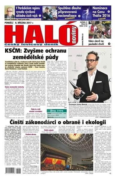 Haló noviny - 06_03_2017 - Elektronické noviny