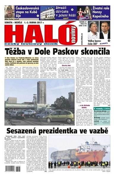 Haló noviny - 01_04_2017 - Elektronické noviny