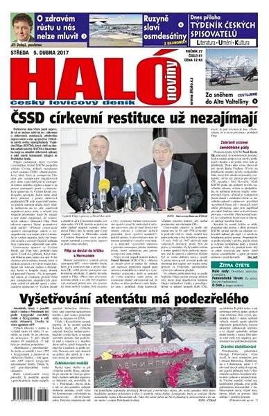 Haló noviny - 05_04_2017 - Elektronické noviny