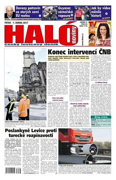 Haló noviny - 07_04_2017 - Elektronické noviny