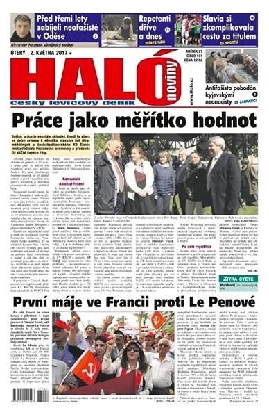 Haló noviny - 02_05_2017 - Elektronické noviny