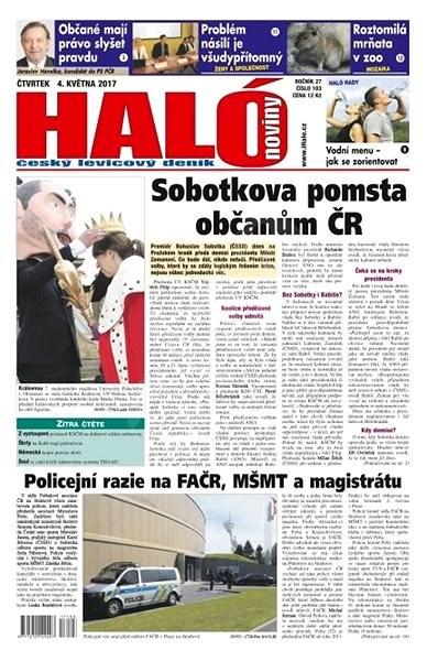 Haló noviny - 04_05_2017 - Elektronické noviny