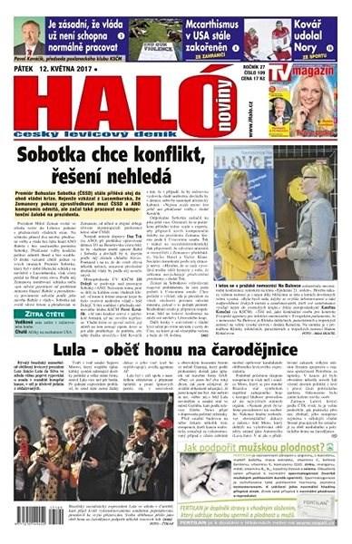 Haló noviny - 12_05_2017 - Elektronické noviny