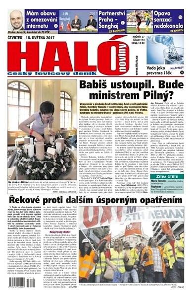 Haló noviny - 18_05_2017 - Elektronické noviny