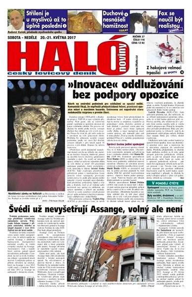 Haló noviny - 20_05_2017 - Elektronické noviny