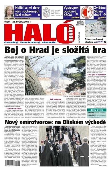 Haló noviny - 23_05_2017 - Elektronické noviny
