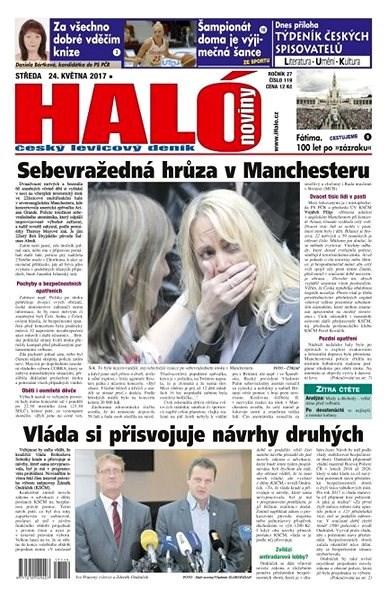 Haló noviny - 24_05_2017 - Elektronické noviny