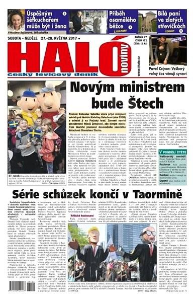 Haló noviny - 27_05_2017 - Elektronické noviny
