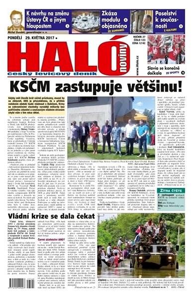 Haló noviny - 29_05_2017 - Elektronické noviny