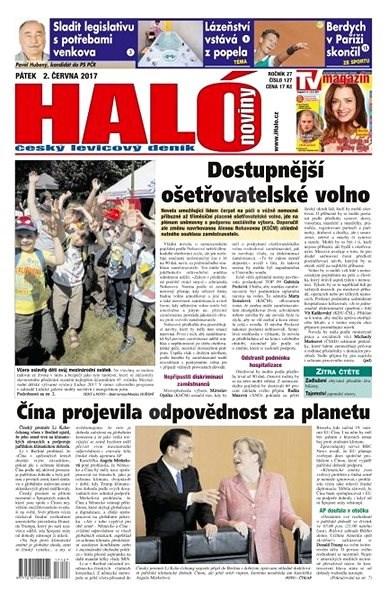 Haló noviny - 02_06_2017 - Elektronické noviny