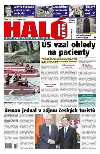 Haló noviny - 08_06_2017 - Elektronické noviny