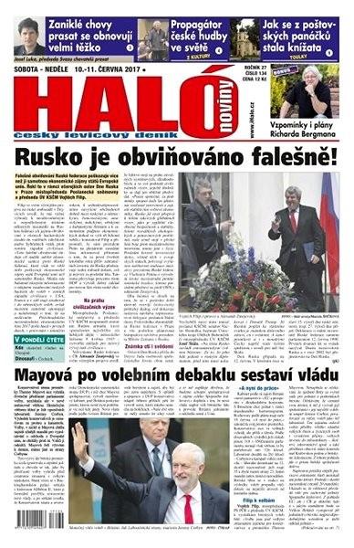 Haló noviny - 10_06_2017 - Elektronické noviny