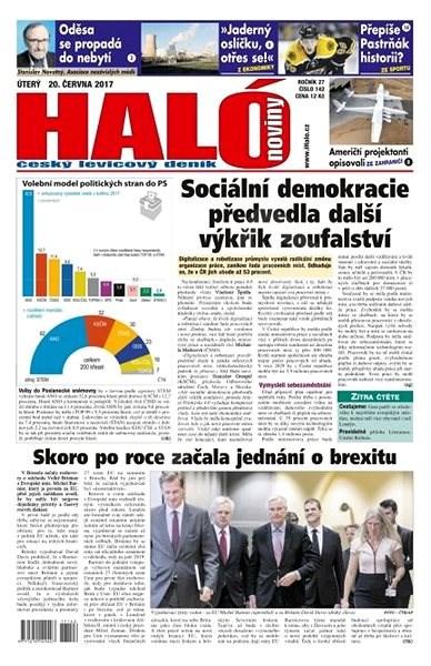 Haló noviny - 20_06_2017 - Elektronické noviny