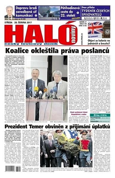 Haló noviny - 28_06_2017 - Elektronické noviny
