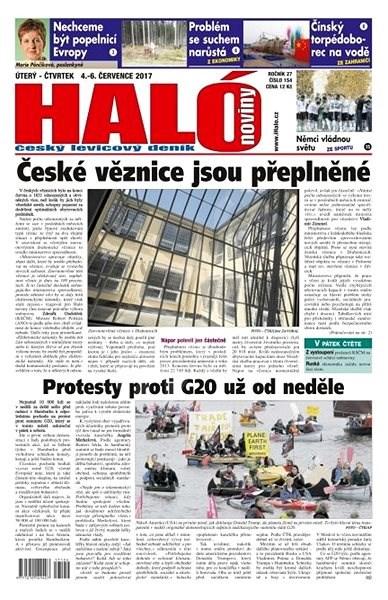 Haló noviny - 04_07_2017 - Elektronické noviny