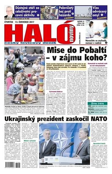 Haló noviny - 13_07_2017 - Elektronické noviny