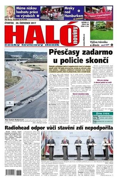 Haló noviny - 20_07_2017 - Elektronické noviny
