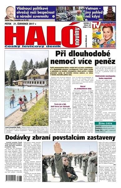 Haló noviny - 21_07_2017 - Elektronické noviny