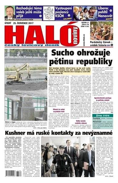 Haló noviny - 25_07_2017 - Elektronické noviny