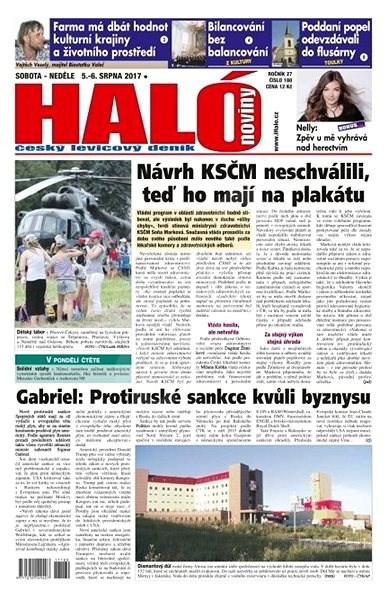 Haló noviny - 05_08_2017 - Elektronické noviny