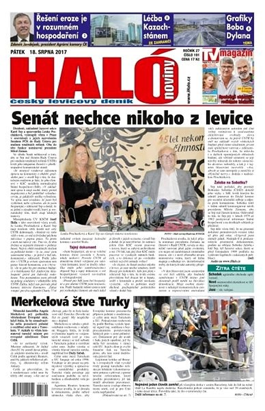 Haló noviny - 18_08_2017 - Elektronické noviny