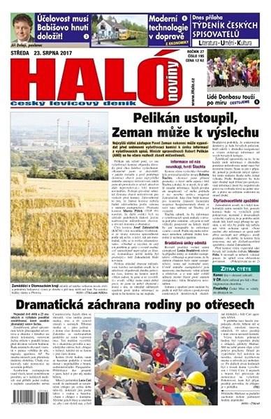 Haló noviny - 23_08_2017 - Elektronické noviny