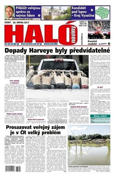 Haló noviny - 29_08_2017 - Elektronické noviny