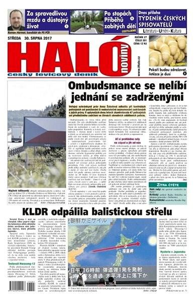 Haló noviny - 30_08_2017 - Elektronické noviny