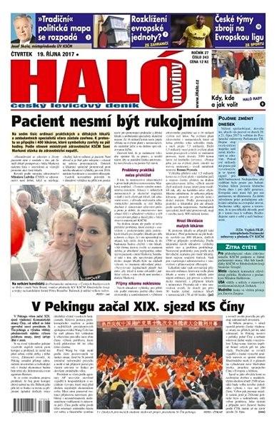 Haló noviny - 19_10_2017 - Elektronické noviny