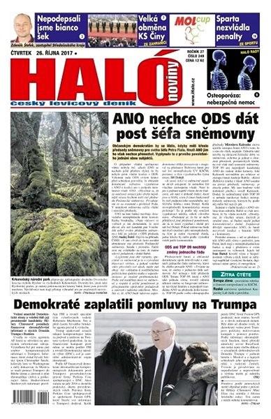 Haló noviny - 26_10_2017 - Elektronické noviny