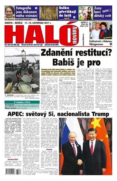 Haló noviny - 11_11_2017 - Elektronické noviny