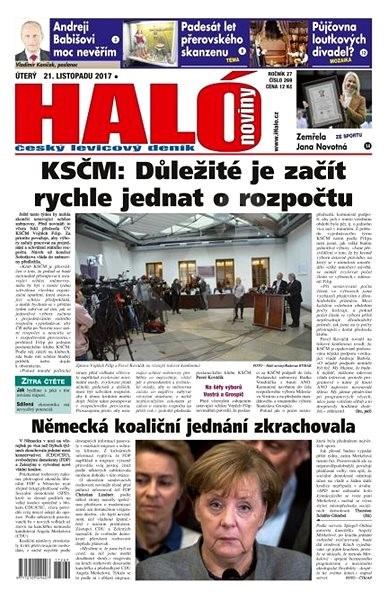 Haló noviny - 21_11_2017 - Elektronické noviny