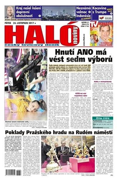 Haló noviny - 24_11_2017 - Elektronické noviny