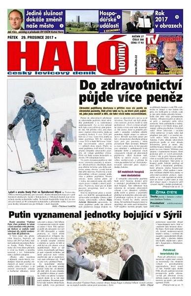 Haló noviny - 29_12_2017 - Elektronické noviny
