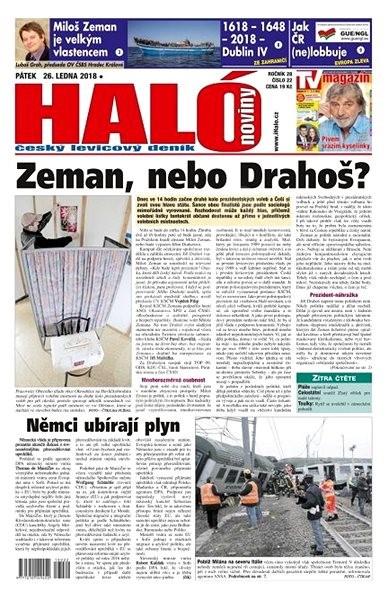 Haló noviny - 26_01_2018 - Elektronické noviny