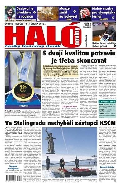 Haló noviny - 03_02_2018 - Elektronické noviny