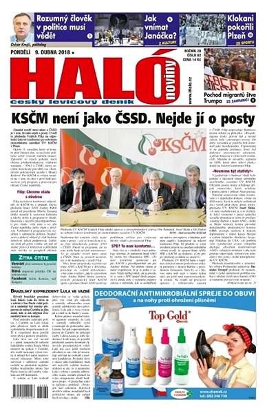 Haló noviny - 09_04_2018 - Elektronické noviny