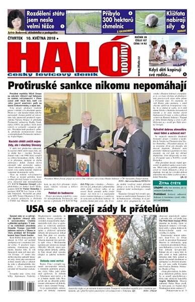 Haló noviny - 10_05_2018 - Elektronické noviny