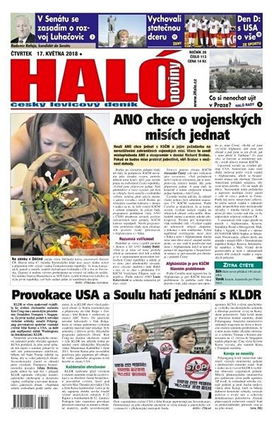 Haló noviny - 17_05_2018 - Elektronické noviny