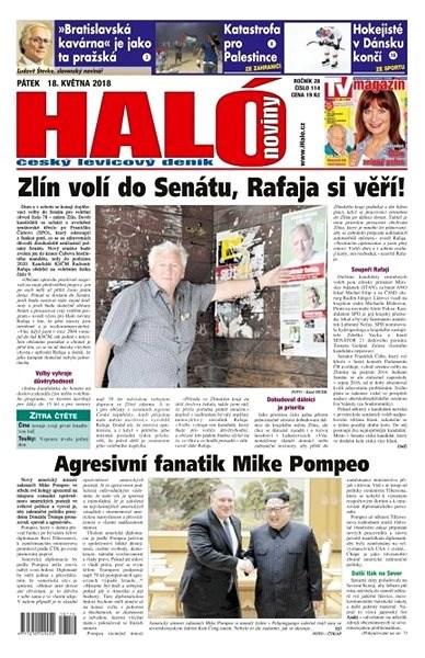 Haló noviny - 18_05_2018 - Elektronické noviny