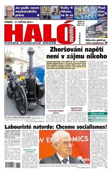 Haló noviny - 21_05_2018 - Elektronické noviny