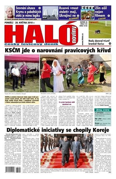 Haló noviny - 28_05_2018 - Elektronické noviny