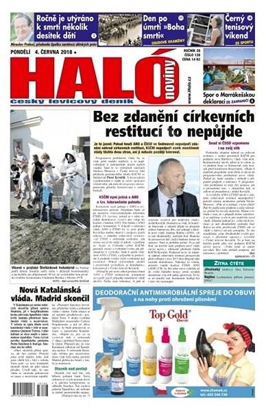 Haló noviny - 04_06_2018 - Elektronické noviny
