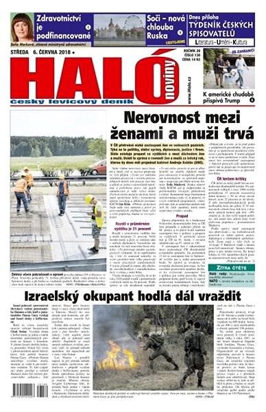 Haló noviny - 06_06_2018 - Elektronické noviny