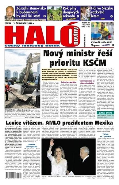 Haló noviny - 03_07_2018 - Elektronické noviny