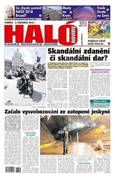 Haló noviny - 09_07_2018 - Elektronické noviny